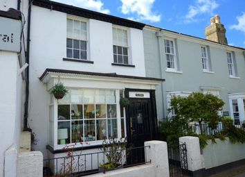 Thumbnail 2 bed terraced house for sale in Fore Street, Shaldon, Devon