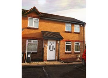 Thumbnail 2 bed terraced house for sale in Elford Grove, Birmingham