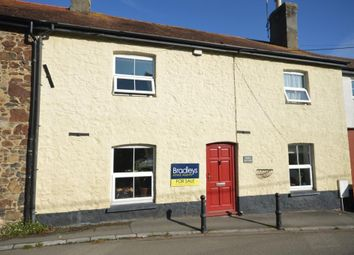 Thumbnail 3 bed terraced house for sale in Pottery Road, Bovey Tracey, Newton Abbot, Devon