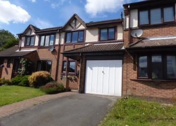 Thumbnail 3 bed town house for sale in Brookhouse Mews, Newhall