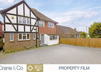 4 bed detached house for sale in Rattle Road, Stone Cross, Pevensey BN24