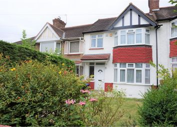Thumbnail 3 bed terraced house for sale in Linden Way, London