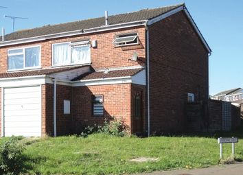 Thumbnail 3 bed semi-detached house for sale in Dorchester Way, Coventry, West Midlands