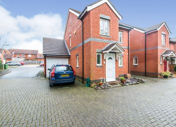 Thumbnail 3 bed link-detached house to rent in Angelica Way, Whiteley, Fareham