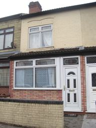 Thumbnail 3 bedroom terraced house for sale in Third Avenue, Birmingham