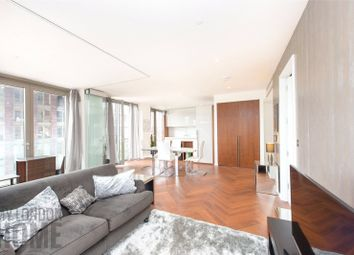 Thumbnail 1 bed flat to rent in Capital Building, Embassy Gardens, Nine Elms, London