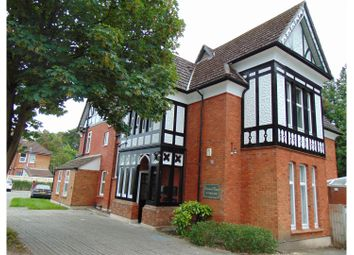 Thumbnail 2 bed flat for sale in 32 Tower Road, Poole