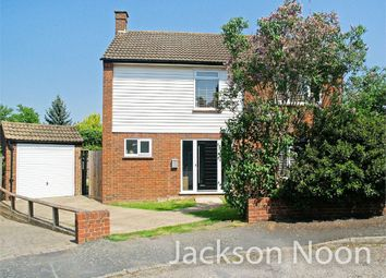 Thumbnail 3 bed detached house for sale in Shaw Close, Epsom