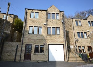 Thumbnail 3 bedroom detached house for sale in Spring Lane, New Mill, Holmfirth