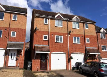Thumbnail 3 bed end terrace house for sale in Coopers Mill, Norton Fitzwarren, Taunton, Somerset