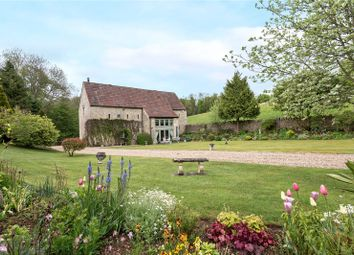 Thumbnail 4 bed detached house for sale in North Colerne, Wiltshire