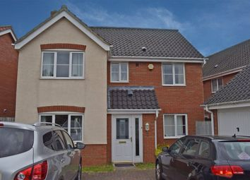 Thumbnail 6 bed property to rent in Dow Close, Norwich