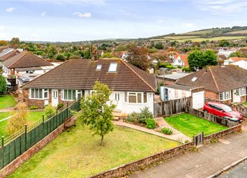 Thumbnail 3 bed bungalow for sale in Hillview Rise, Worthing, West Sussex