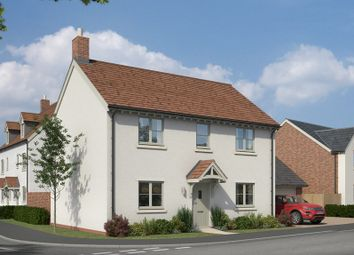 Thumbnail 4 bedroom detached house for sale in Oaklands Holt, Gadbridge Road, Weobley, Herefordshire
