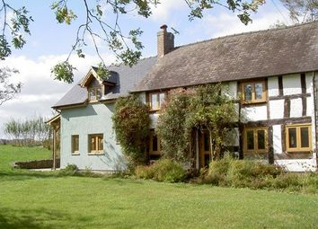 Thumbnail 4 bed country house to rent in Llanfechain