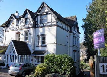 Thumbnail 3 bedroom flat for sale in 18 Bodorgan Road, Bournemouth