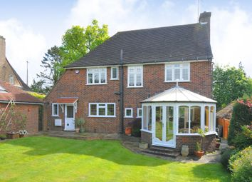 Thumbnail 4 bedroom detached house to rent in Fox Hill, Haywards Heath