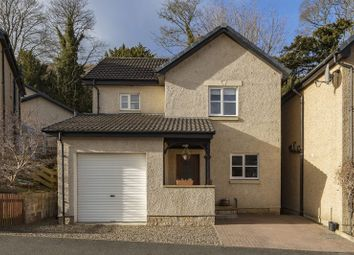 Thumbnail 3 bedroom detached house for sale in Annfield Gardens, Galashiels