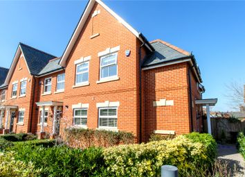 Thumbnail 3 bedroom end terrace house for sale in Charlotte Mews, Henley-On-Thames, Oxfordshire