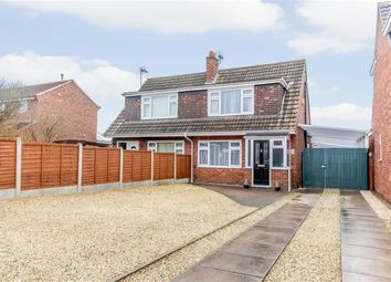 Thumbnail 2 bed semi-detached house for sale in Heatherdene, Tadcaster