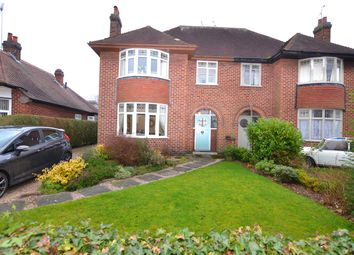 Thumbnail 3 bed semi-detached house for sale in Windsor Road, Stafford