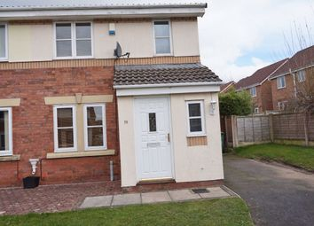 Thumbnail 3 bedroom semi-detached house to rent in Moorside Drive, Carlisle