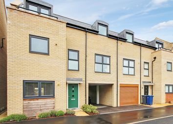 4 bed terraced house for sale in Ring Fort Road, Cambridge CB4