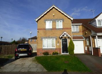 Thumbnail 3 bedroom semi-detached house for sale in Acorn View, Kirkby-In-Ashfield, Nottinghamshire