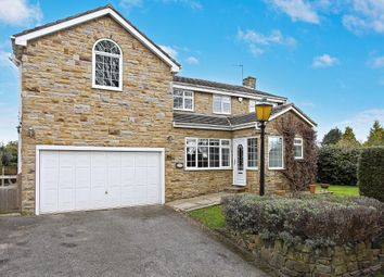Thumbnail 4 bed detached house for sale in Backhouse Lane, Woolley, Wakefield