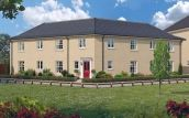 Thumbnail 2 bed semi-detached house for sale in The Burdock, Reach Road, Burwell, Cambridgeshire