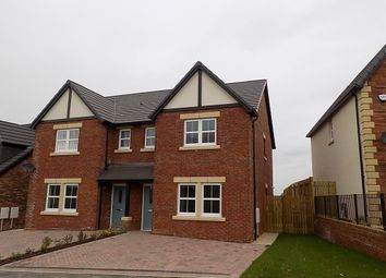 Thumbnail 3 bed semi-detached house to rent in Wampool Close, Thursby