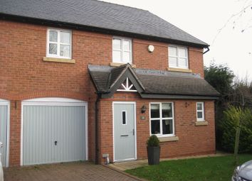 Thumbnail 4 bed semi-detached house to rent in Waybutt Lane, Balterley, Crewe