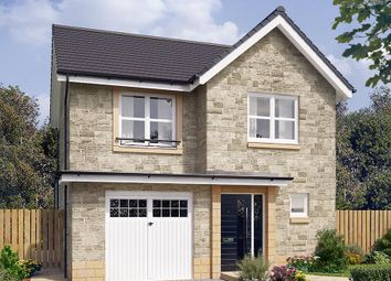 "Thumbnail 3 bedroom detached house for sale in ""The Newton"" at Cairneyhill, Dunfermline"