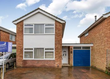 Thumbnail 3 bed link-detached house for sale in Flowers Close, Hamble, Southampton