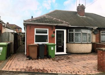Thumbnail 2 bed bungalow to rent in Fircroft, Bilston