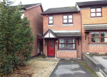 Thumbnail 2 bed end terrace house for sale in Gallivan Close, Little Stoke, Bristol