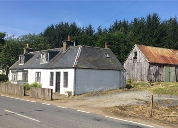 Thumbnail 4 bed end terrace house for sale in Strathdon, Aberdeenshire