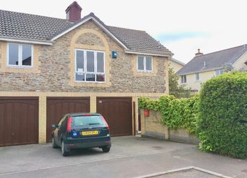 Thumbnail 2 bedroom semi-detached house to rent in Amberley Way, Wickwar, Wotton-Under-Edge
