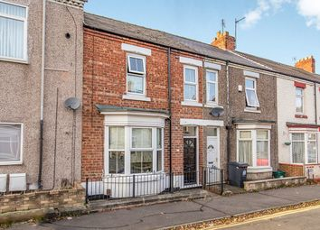 Thumbnail 4 bed terraced house for sale in Pensbury Street, Darlington