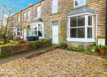 Thumbnail 3 bed terraced house for sale in Marwood View, Cotherstone, Barnard Castle, Durham