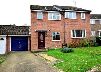 Thumbnail 2 bed semi-detached house for sale in Barnetts Way, Tunbridge Wells