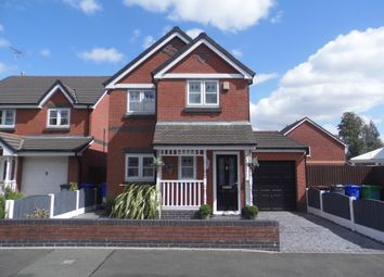 Thumbnail 3 bed detached house for sale in Capricorn Road, Blackley