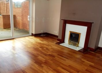 Thumbnail 3 bed property to rent in Vicarage Crescent, Batchley, Redditch