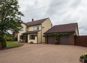 Thumbnail 4 bed detached house for sale in Yew Tree Lane, Appleton Thorn, Warrington