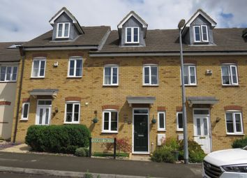 Thumbnail 3 bed town house for sale in Cooper Drive, Leighton Buzzard