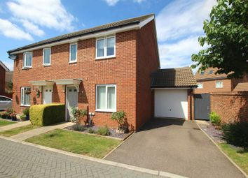 3 bed semi-detached house for sale in Albemarle Road, Upper Cambourne, Cambridge CB23