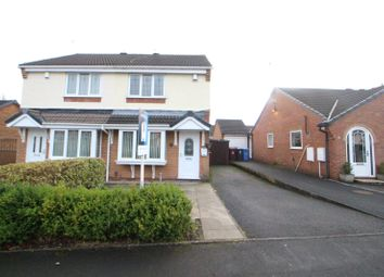 Thumbnail 3 bed semi-detached house for sale in Wokingham Grove, Liverpool, Merseyside