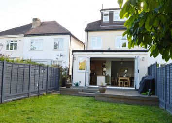 Thumbnail 4 bedroom semi-detached house for sale in Clive Road, Heath Park, Romford