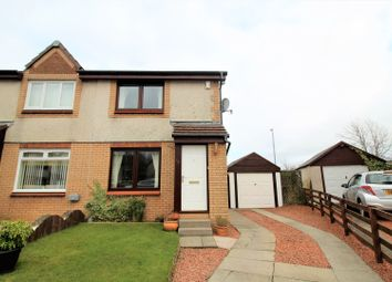 Thumbnail 2 bedroom semi-detached house for sale in Ben Aigan Place, Glasgow