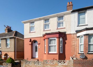 Thumbnail 3 bed semi-detached house for sale in Chevalier Road, Dover